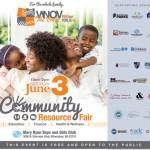 Community Resource Fair Saturday June 3rd