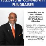 Eric Von Broadcast Fellowship Community Fundraiser June 21