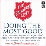 The Salvation Army – Doing The Most Good