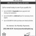 Home Buying and Fixing Loan Assistance