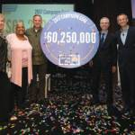 United Way Announces $60,250,000 Fundraising Goal