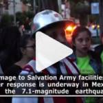 Salvation Army Today – Mexico City Earthquake Response