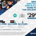 Bring Spectrum Triple Play Home For The Holidays