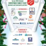 Thank You 28th Annual Christmas Family Feast Sponsors and Partners