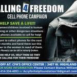In the Case of Human Sex Trafficking, Help is Just a Phone Donation Away