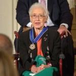 """""""Hidden Figures"""" Katherine Johnson Turns 100"""