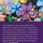Walk to End Alzheimer's® Celebrates 25th Anniversary in Milwaukee Sunday, September 16 at Henry Maier Festival Park