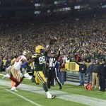 Packers Beat San Francisco 49ers 33 to 30