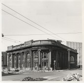 The second Second Ward Savings Bank building, under the management of the First Wisconsin National Bank.