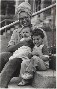Valerie Vernon: Raising a family and working an assembly line. Sunday, August 28, 1977.