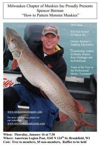 Spencer Berman Jan 2014 Flyer
