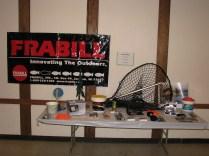 Frabill table