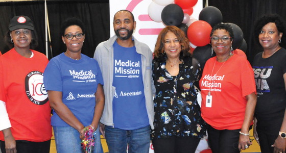 Medical Mission at Home in Milwaukee: A day of free healthcare