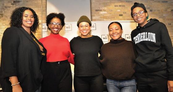 Black Lens presents 'Black Women Behind the Lens' panel