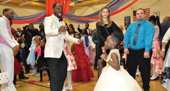 Milwaukee Recreation hosts 17th Annual Father/Daughter Dance