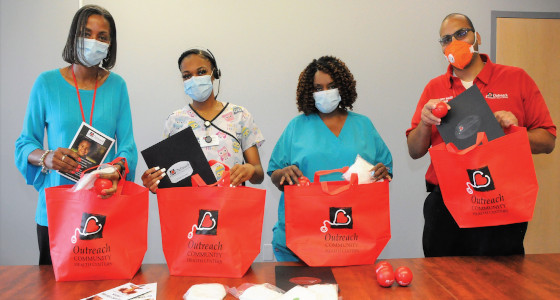 Outreach Community Health Centers holds annual 'Community Health and Resource Fair'