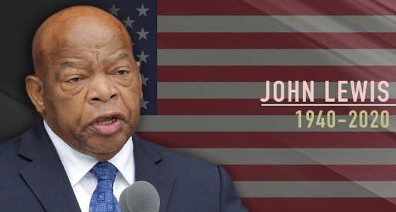 John Lewis, towering figure of Civil Rights era, dies at 80