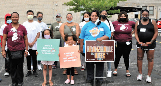 'Well Mommy and Baby' event celebrates 'Bronzeville Week' and 'National Breastfeeding Awareness Month'
