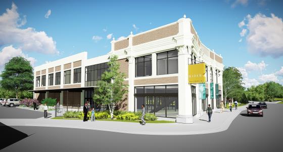 Bader Philanthropies International Headquarters.Photo courtesy of UihleinWilson Architects, Inc