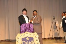 Omega Psi Phi presents 8th Annual Edward W. Smyth Talent Hunt-1