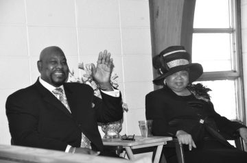 Rev. Dr. Hugh Davis celebrates 23 years of pastoral service