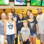 Jeremy Jeffress and teammates host Brewers Bowl-A-Thon