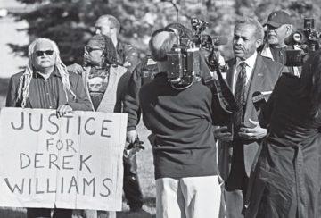 Justice for Derek Williams