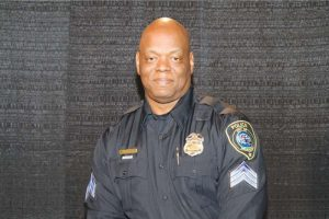 Sgt. Winfrid Finkley Milwaukee Police Department