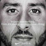 Colin Kaepernick pushes Nike's market value up $6 billion, to an all-time high