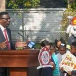 Survive Alive House kicks off 'National Fire Prevention Week'