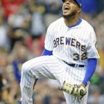 First-time Brewers All-Star Jeremy Jeffress turned life and game around