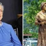 NASA's Katherine Johnson honored with statue, scholarship on 100th birthday