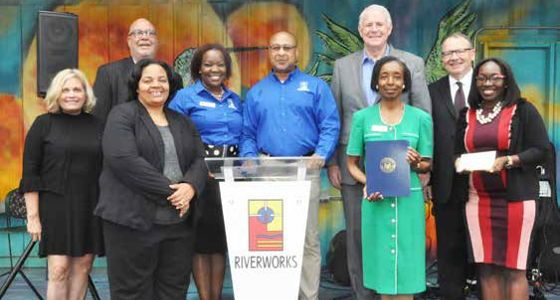 Riverworks officially opens new City Center