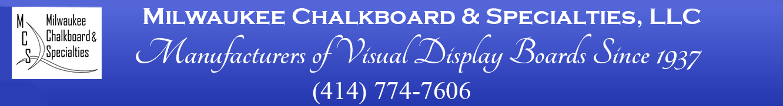 Milwaukee Chalkboard Logo