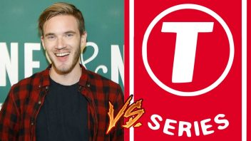 pewdiepie t series live subscriber count subcount subscribers real time update million how many