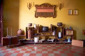 Casa de Juan Vargas, en San Marcos. By Iara Vega--Linhares. Incluida en el libro Liens/Lazos.