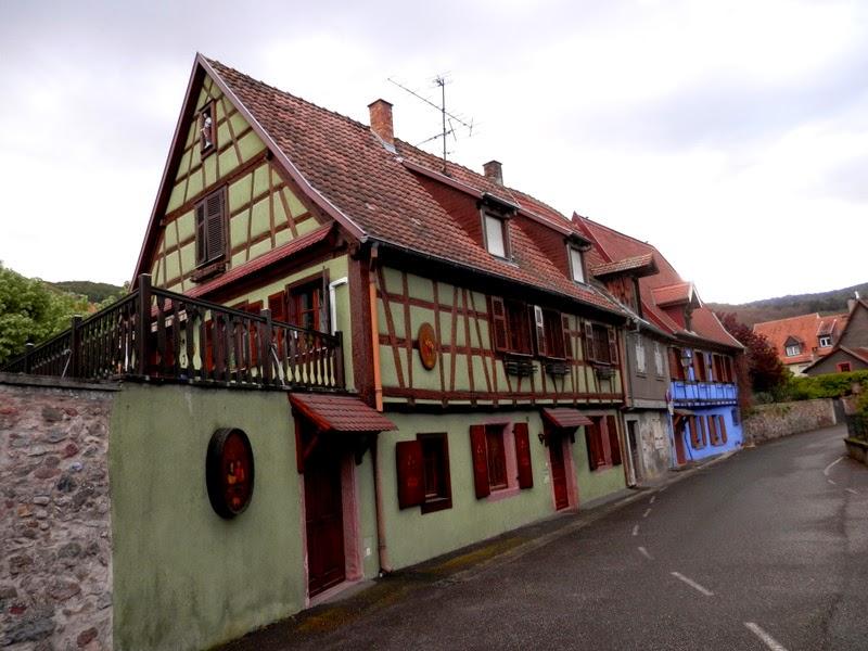 Viaje a Alsacia, una de las regiones más bonitas de Francia