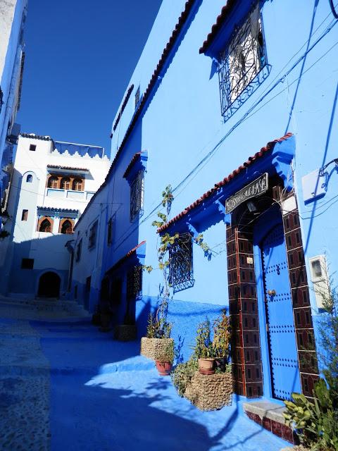 Viaje a Chefchaouen, el pueblo azul de Marruecos
