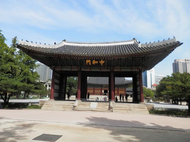 Deokbugung Palace Seul