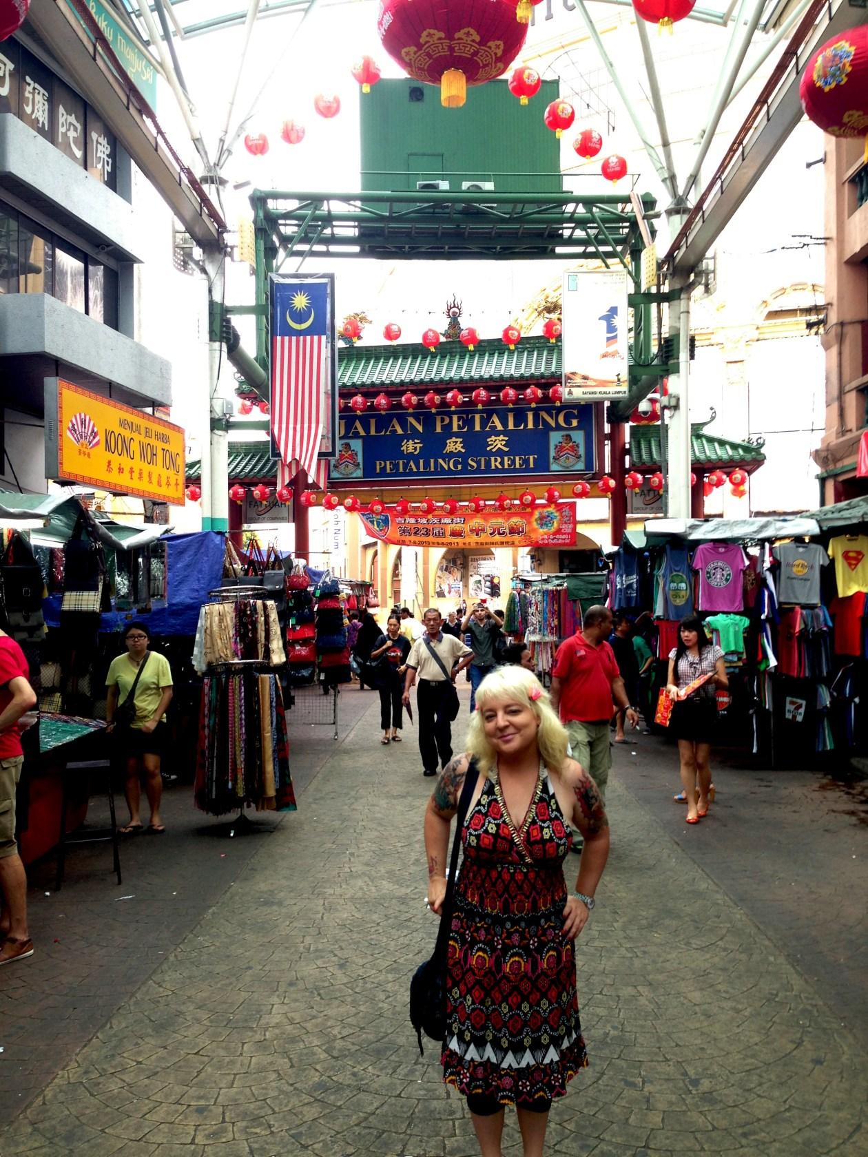 Jalan Petaling Kuala Lumpur