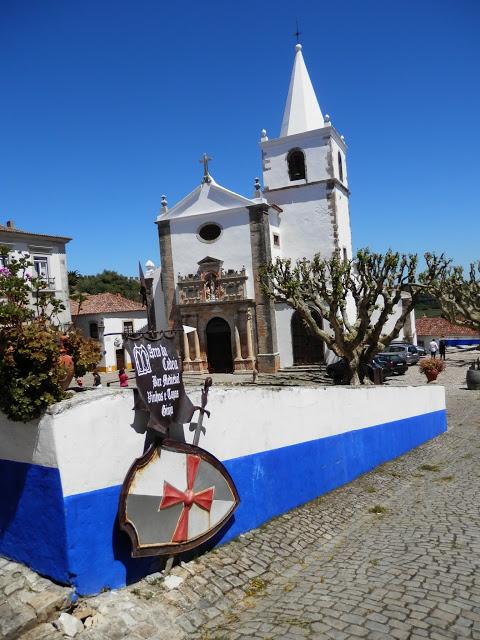 Iglesia Santa Maria Obidos