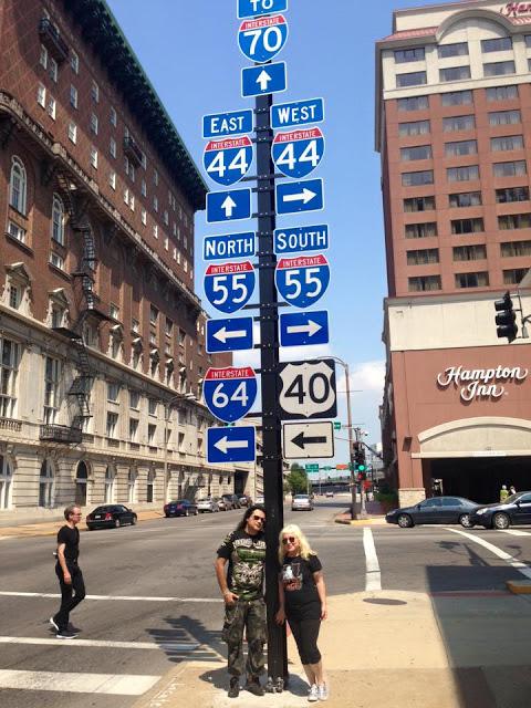 ESTADOS UNIDOS - Road trip por la Ruta 61 - 3 - Saint Louis (Missouri)