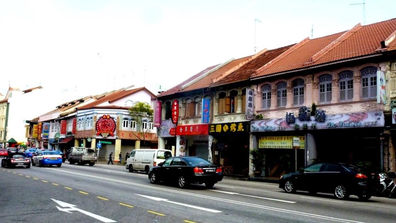 Geylang Singapur