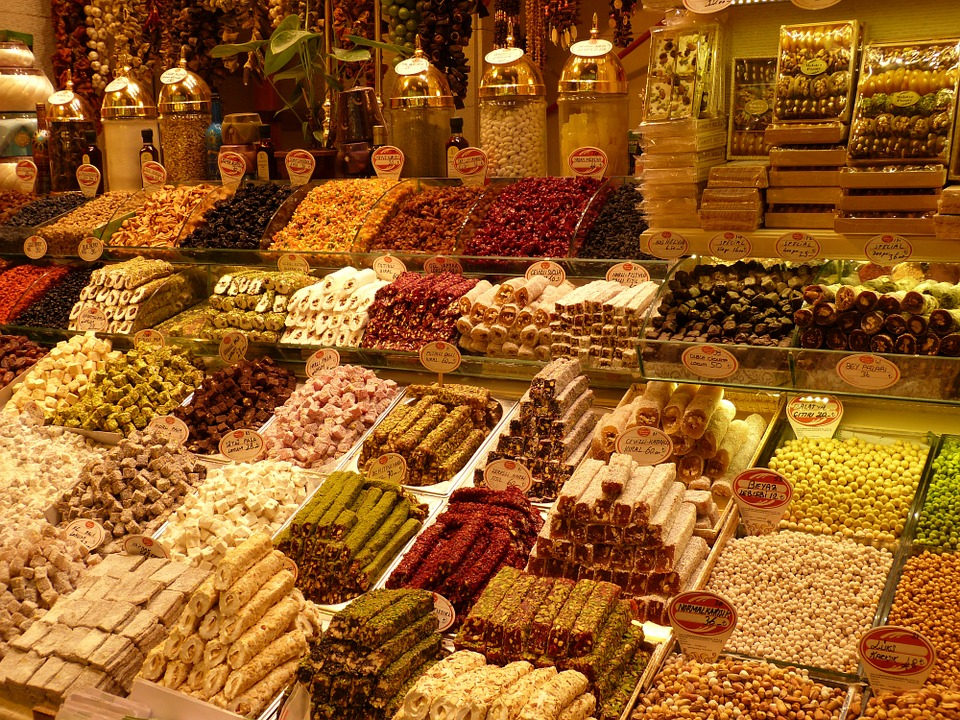 Dulces Turquia