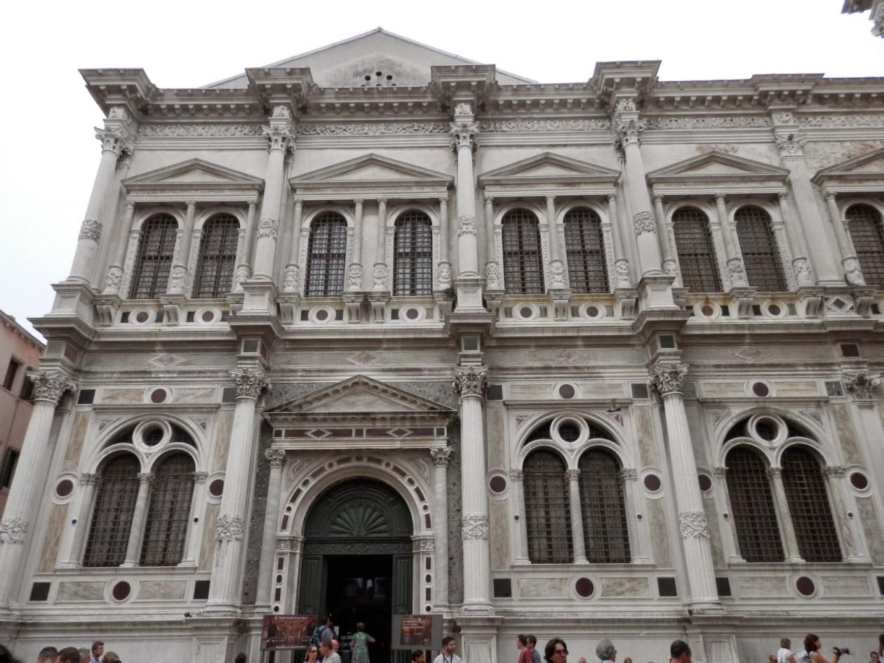 Scuola Grande di San Rocco Venecia