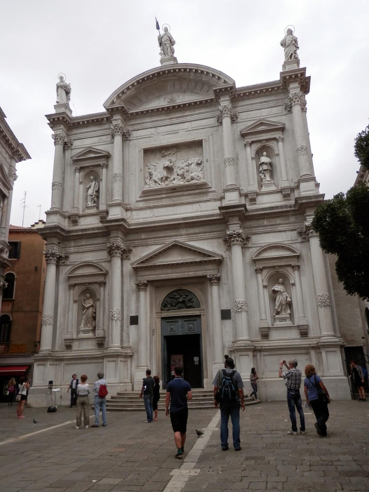Iglesia de San Rocco Venecia