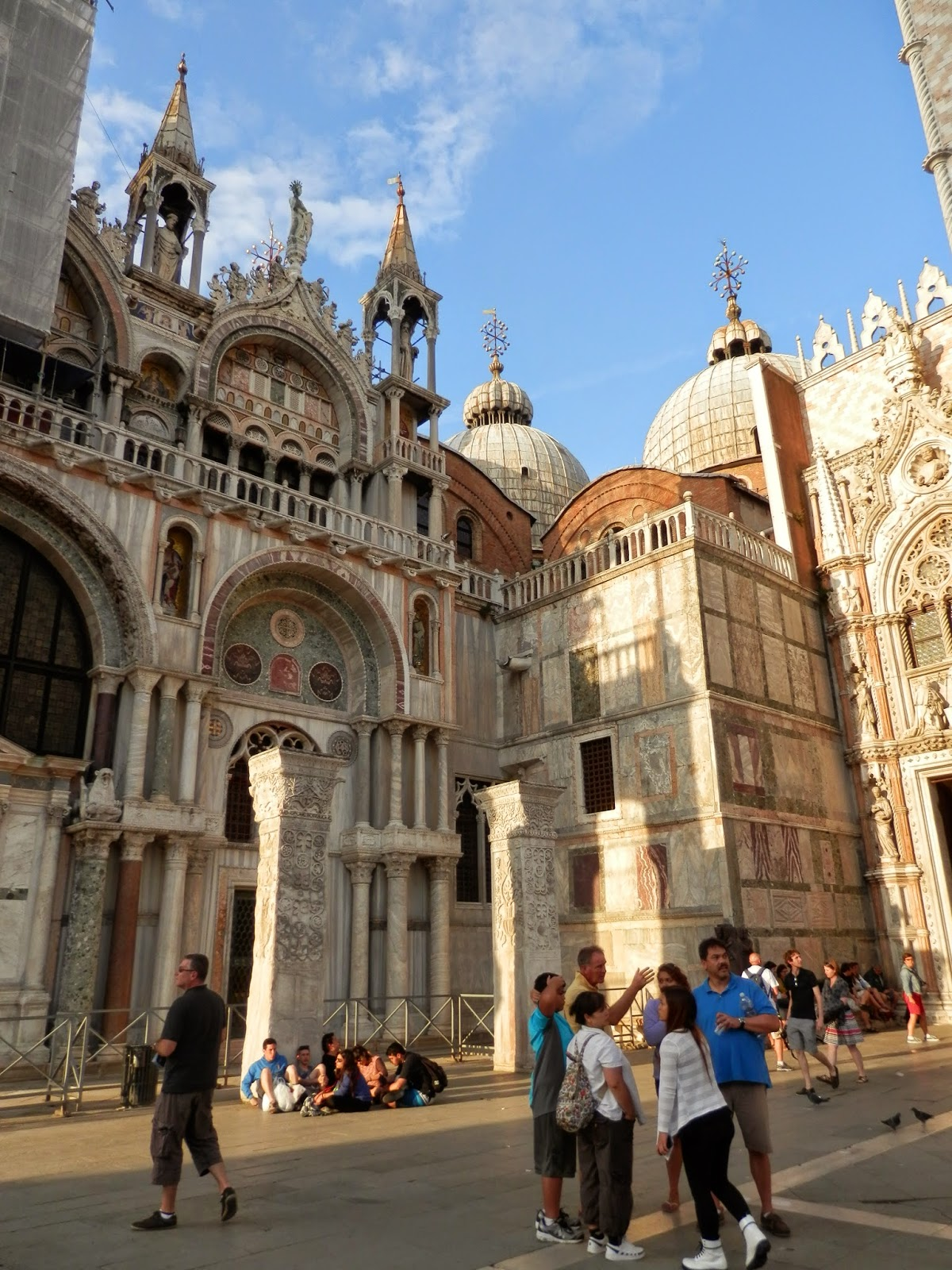 Basílica de San Marcos Venecia