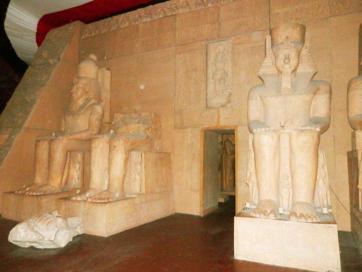 Templo Abu Simbel Madrid
