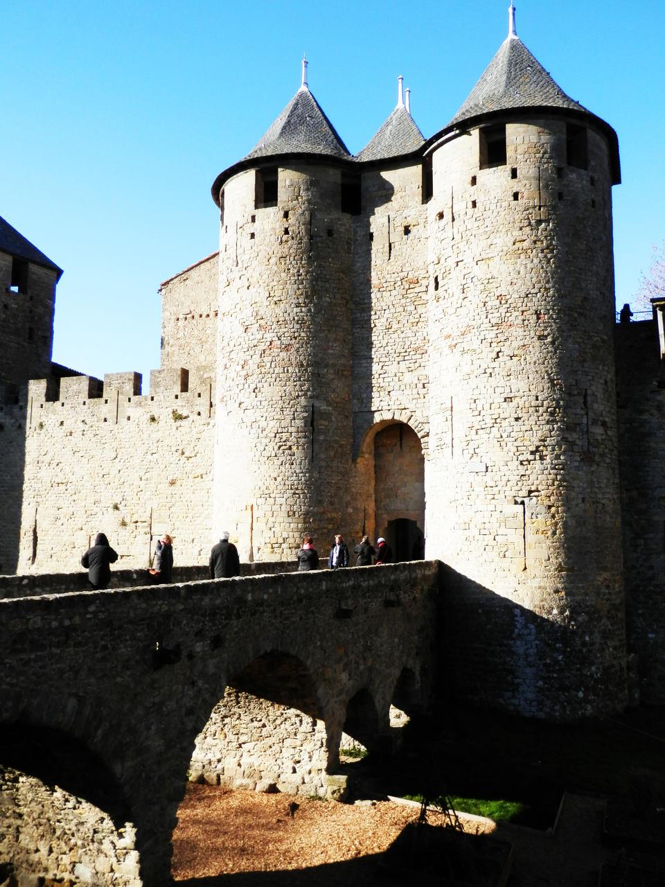 Castillo Condal Carcassonne