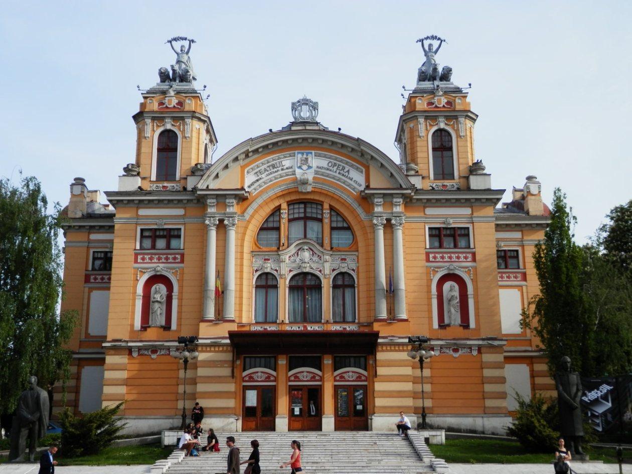 Teatro Nacional Cluj Napoca